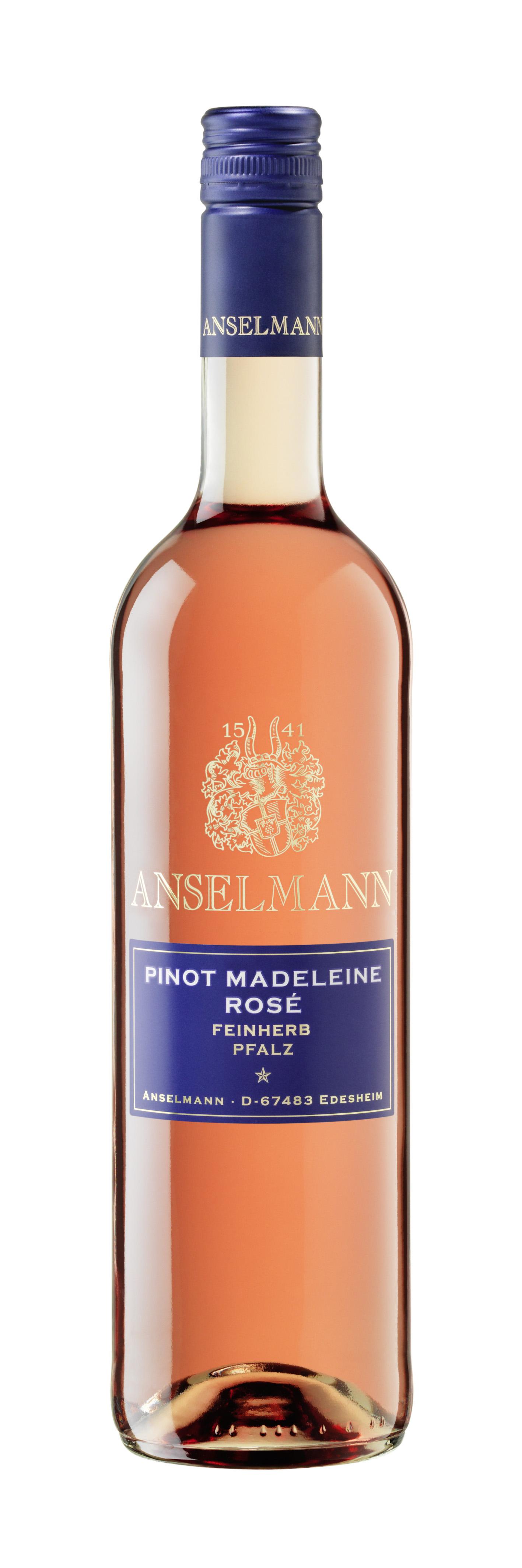 Pinot Madeleine Rosé feinherb