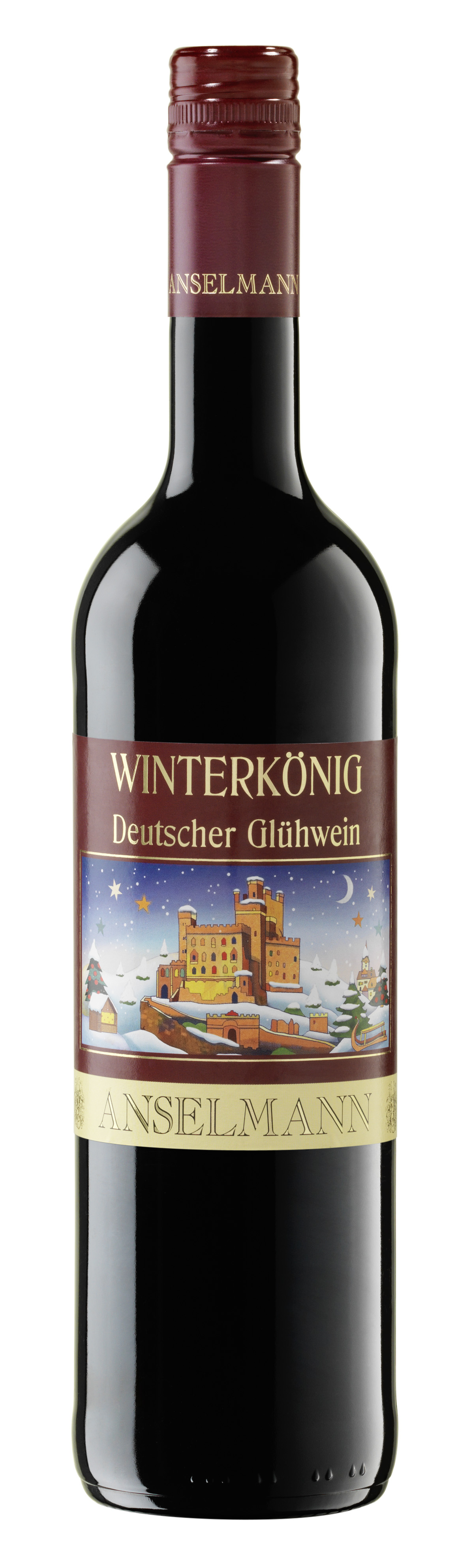 Winterkönig - Glühwein aus Dornfelder