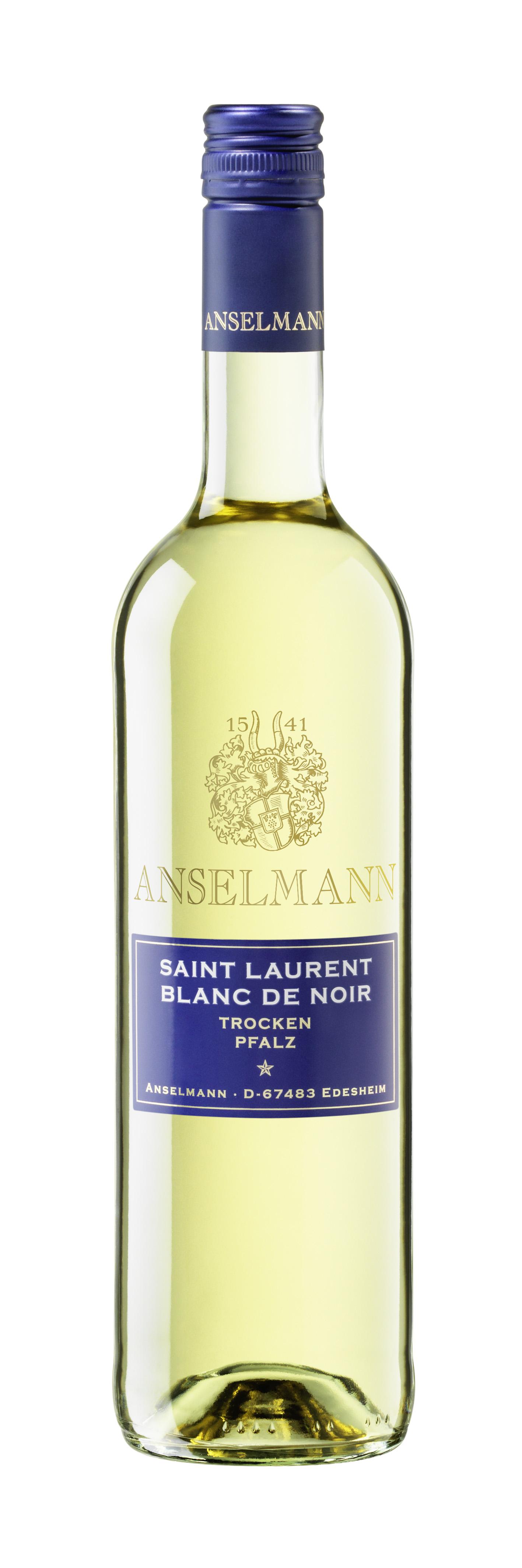 St. Laurent Blanc de noir trocken