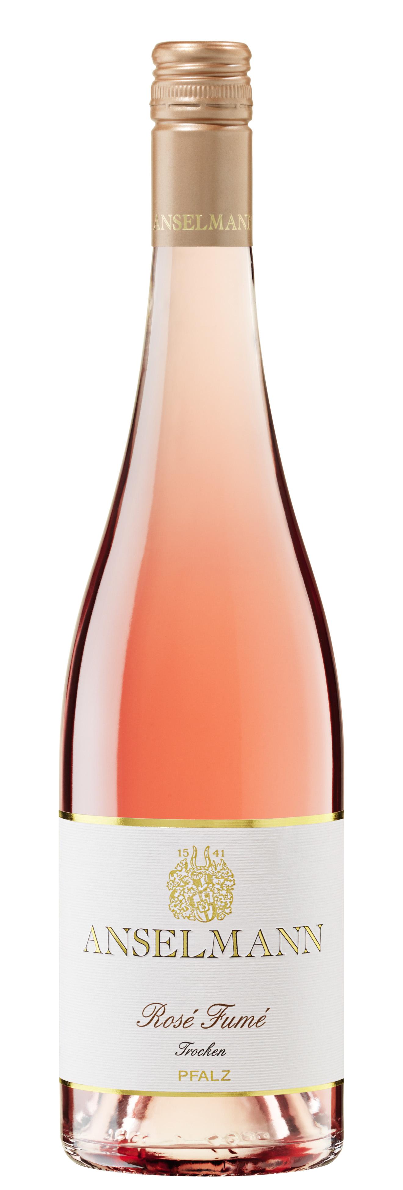 Rosé Fumé trocken